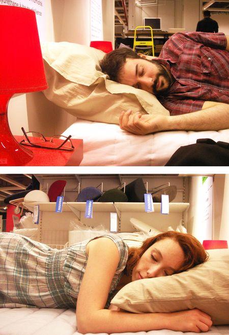 Ikea pair
