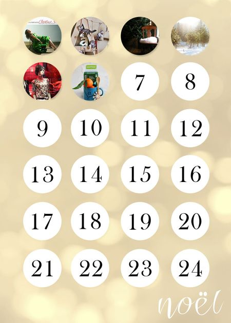 Advent calendar 2011 opened copy